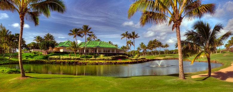 Poipu Bay Golf Clubhouse