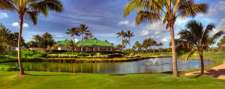 Poipu Bay Golf Clubhouse
